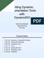 DynamoRIO Tutorial Apr2010