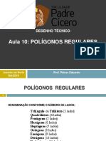 AULA 10- POLIGONOS INSCRITOS E CIRCUNSCRITOS
