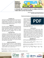 A REPRESENTAÇÃO DA CIDADE DE CAMAPUÃ-MS NA OBRA POÉTICA DE APARECIDO ALVES MACHADO