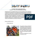 Hudbay Llegó a Perú Con La Adquisición Del Proyecto de Cobre Constancia en 2011