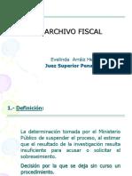 Archivo Fiscal