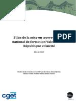 Rapport Evaluation Plan Vrl Vf 0