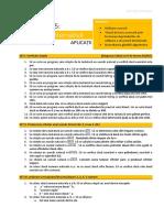 Saptamana 5 - Structura Alternativă Aplicatii