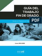 GUIA DE TRABAJO FIN DE GRADO