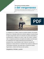 Luciano Lutereau, El goce del vergonzoso (articulo P12)