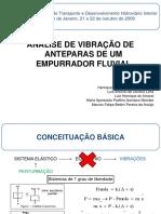 ANÁLISE DE VIBRAÇÃO DE ANTEPARAS DE UM EMPURRADOR FLUVIAL