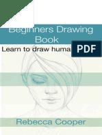 Beginners Drawing Book - Rebecca Cooper