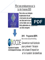 PLF 2020 Maroc