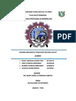Informe Transporte Mecanico( a) y Diapositva