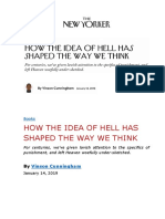 How the Idea of Hell Has Shaped the Way We Think