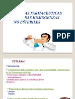 Preparaciones Líquidas Homogéneas No Estériles 2014 Edición 19