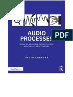 Audio Processes by David Creasey