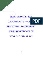 MAESTRI CONCETTI-DEL-CERCHIO-FIRENZE