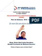 Plan de Gobierno Juanjui