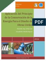 381927738 Aplicacion Del Principio de Conservacion de La Energia Para El Diseno Estructural de Obras Civiles Ok