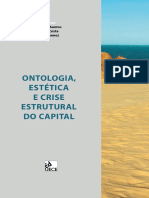 Ontologia, estética e crise estrutural do capital.