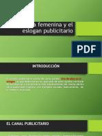 La prensa femenina y el eslogan publicitario.pptx