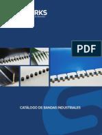 Industrial Belting Catalog Spanish