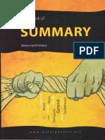 Matary Surgery Summary_2012 pdf