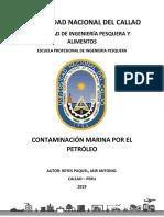 Universidad Nacional Del Callao Ecologia
