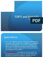 TORTS & DAMAGES.ppt