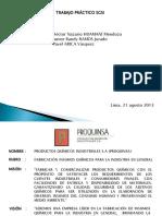 Proyecto SGSI (PROQUINSA)