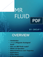 ppt on MR FLUID.ppt