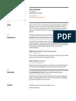 updated 2019 resume - google docs