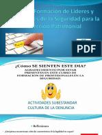 (3) Curso de Formacion de Lideres y Profesionales de La Seguridad Para La Proteccion Patrimonial 2019