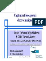Capteurs Electrochim C 2004