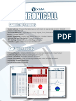 Chronicall Brochure
