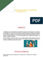 enfermedades asociadas al sindrome metabolico