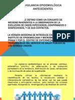 Vigilancia Epidemiológica en el Perú