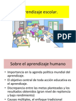 Dificultades Del Aprendizaje - Material de Apoyatura