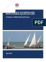 SUSTAINABLE FISHERIES AND RESPONSIBLE AQUACULTURE