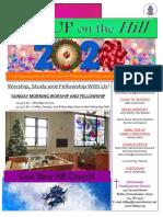 Newsletter January 2020 Website