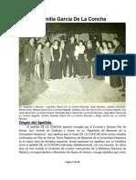 familia Garcia De La Concha
