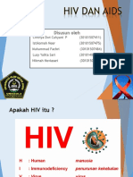 Power Point Hiv and Aids
