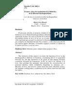 Binetti, María J. - El Amor Clave de Resolución en La Dialéctica de La Libertad Kierkegaardiana