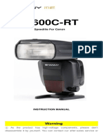 Shanny SN600C-RT USER MANUAL