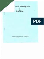 The Assam Accord - English