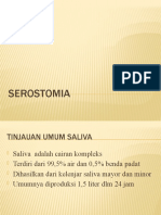 Presentation SEROSTOMIA