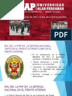 Rol de La Pnp en La Defensa Nacional