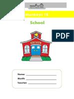 Monkeys 1B - School.docx