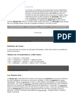 Guide Achat Hdd