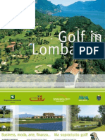 I Golf Lombardi - www.bresciatourism.it