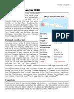 Gempa bumi Banten 2018
