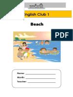 English Club 1 - Pack .pdf