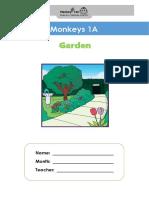 Monkeys 1A - Garden.docx