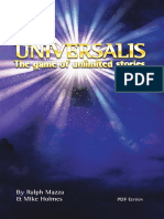 Universalis RPG (Revised)